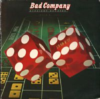 Bad Company - Straight Shooter (VGC+)